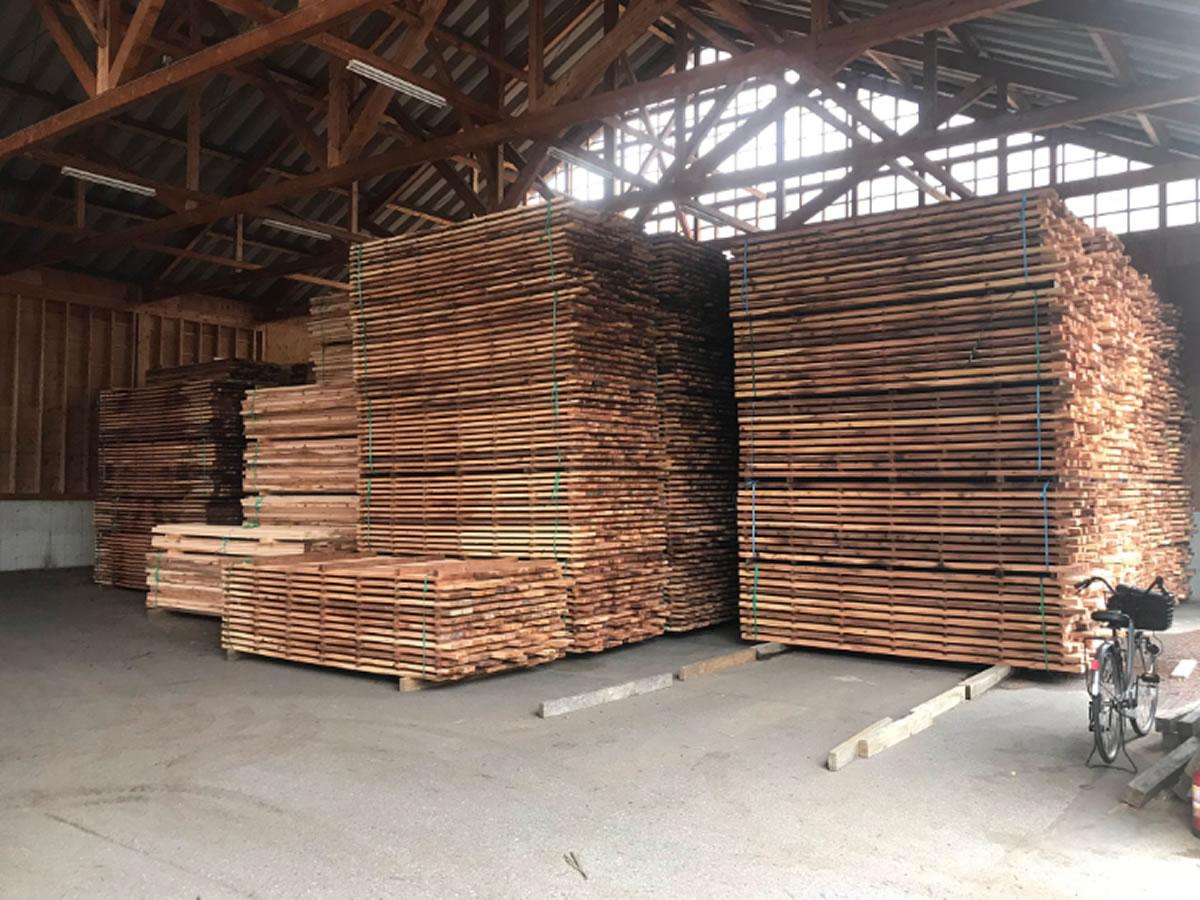新潟県村上市、羽越木材協同組合