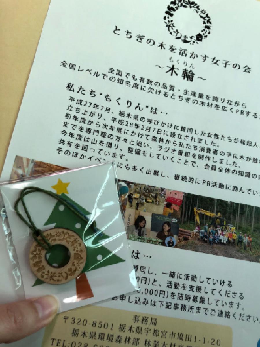 とちぎの木を活かす女子の会〜木輪〜バスツアー