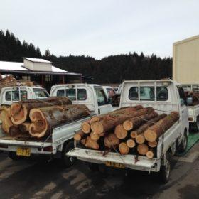 森林未利用材搬出のしくみ